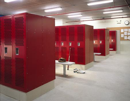 HDV School Locker