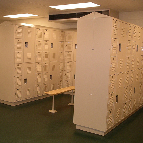 Standard School Lockers